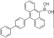 (10-[1,1'-biphenyl]-4-yl-9-anthracenyl)-Boronic acid CAS 400607-47-8
